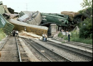 Re-Directing Your Confidence to Him In the Aftermath of a Train Wreck