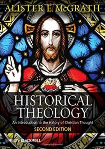 Historical Theology Book Review by Jeff Applegate